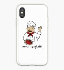 Vinilo o funda para iPhone mamás spaghetti eminem