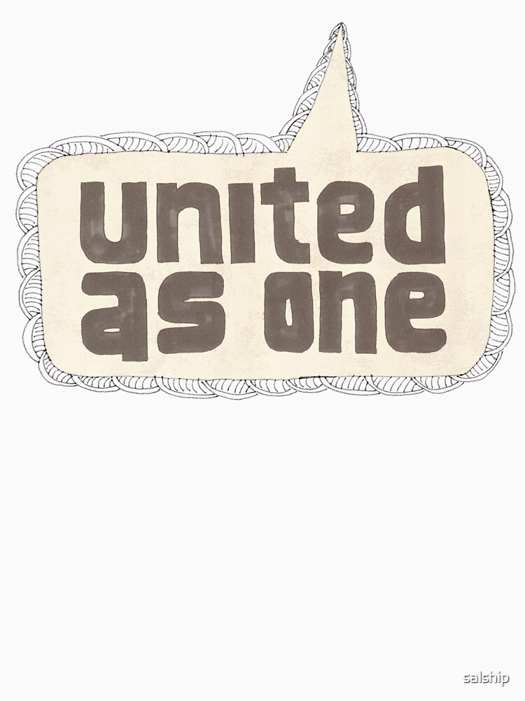 united as one by salship