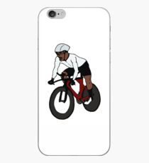 Time Trial iPhone Case