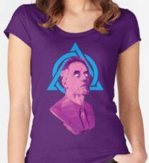 Jordan Peterson - Archetypal Aesthetic  Women's Fitted Scoop T-Shirt