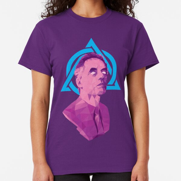Jordan Peterson - Archetypal Aesthetic  Classic T-Shirt