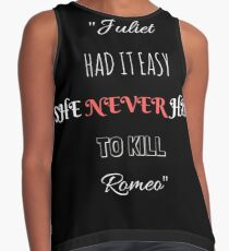 Vampire Academy by Richelle Mead Contrast Tank