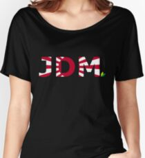 JDM Japanese Domestic Market Women's Relaxed Fit T-Shirt