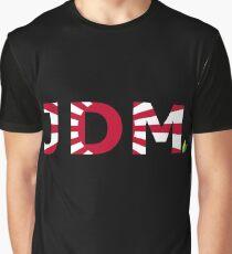 JDM Japanese Domestic Market Graphic T-Shirt
