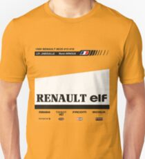 Formula 1 - Renault RE20 T-Shirt