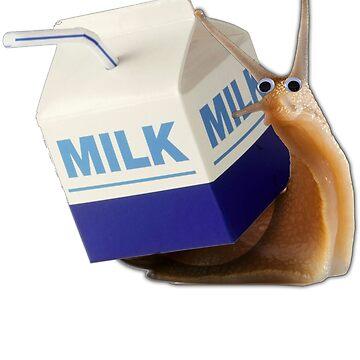 Trinky the snail by ButchAlice