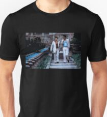 Tony Montana & Alejandro Sosa / Scarface 1983 Slim Fit T-Shirt