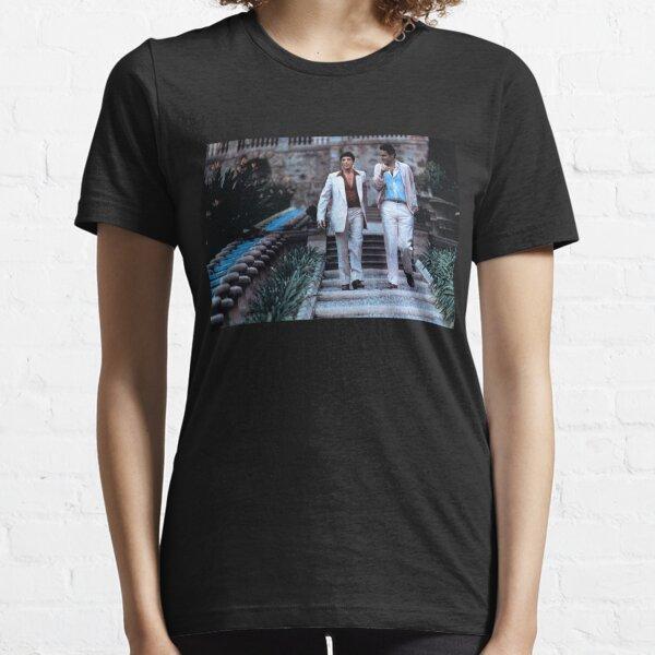Tony Montana y Alejandro Sosa / Scarface 1983 Camiseta esencial