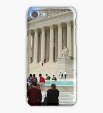 Supreme Court People iPhone Case/Skin