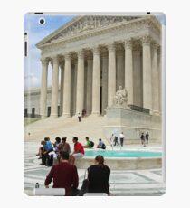 Supreme Court People iPad Case/Skin