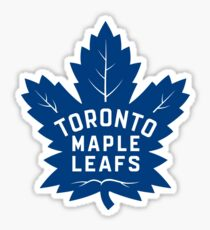 Toronto Ahornblätter Logo Sticker