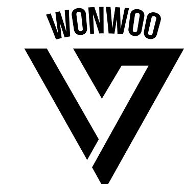 Seventeen Logo- Wonwoo by thinkkpop