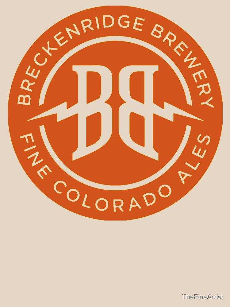Breckenridge Brewery  by TheFineArtist
