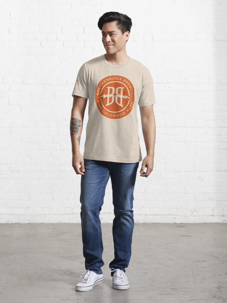 Alternate view of Breckenridge Brewery  Essential T-Shirt