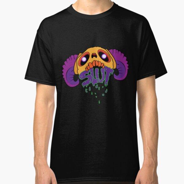 Skull + Slut variant2 Classic T-Shirt