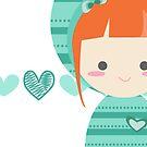 mint doll ♥ by claclina