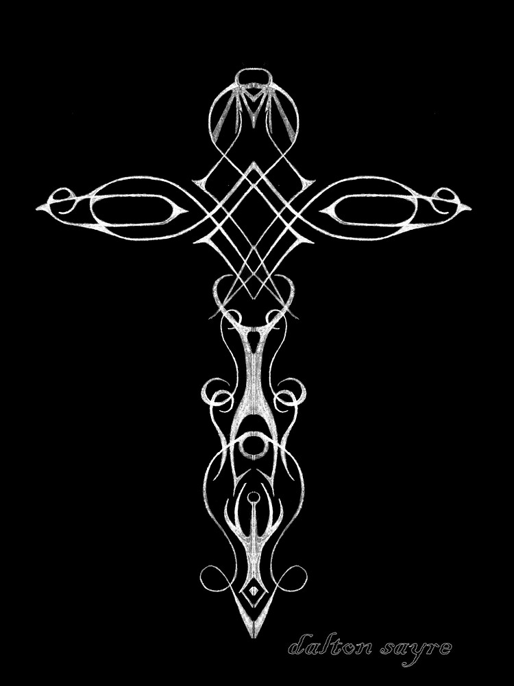 cross by Dalton Sayre