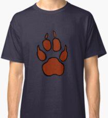 Coyote Paw Print Classic T-Shirt