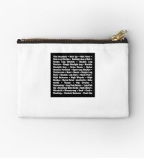 The Classical Pilates Repertoire Studio Pouch