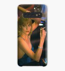 Elvira Hancock / Scarface 1983 Hülle & Klebefolie für Samsung Galaxy