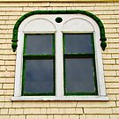 Arched window by Shulie1