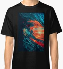 Waves of Colors Classic T-Shirt