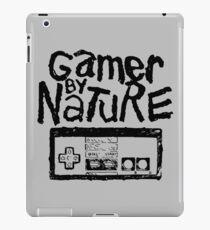 Gamer Vintage by Nature iPad Case/Skin