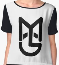 Macky Gee MG Chiffon Top