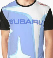 Subaru Star Sport Graphic T-Shirt