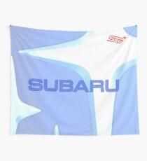Subaru Stern Sport Wandbehang