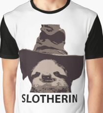 Slotherin (Slytherin) Graphic T-Shirt