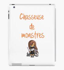 Chasseuse Chibi iPad Case/Skin
