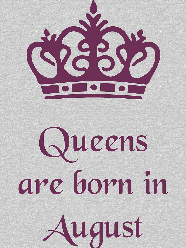 Queens are born in August by gijst