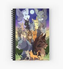 Cuaderno de espiral Generaciones guerreras