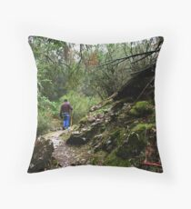Bushwalk Throw Pillow