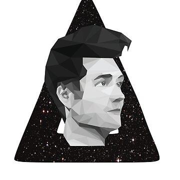 Space man dan by abflab