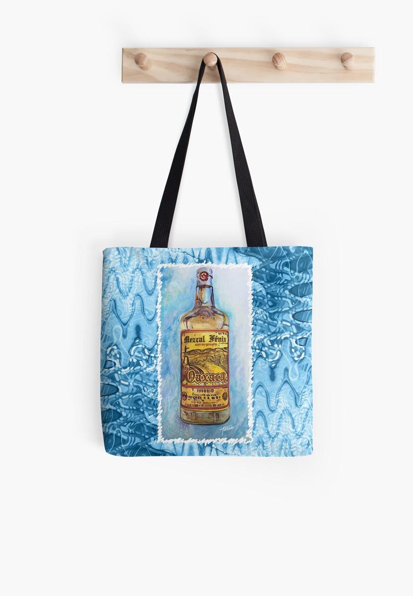 Mezcal Tequila by ArtistTierra