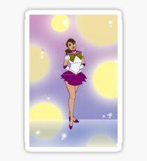 Norma Delgado - Sailor Scout Sticker