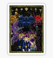 YuGiOh Inspired Artwork Sticker