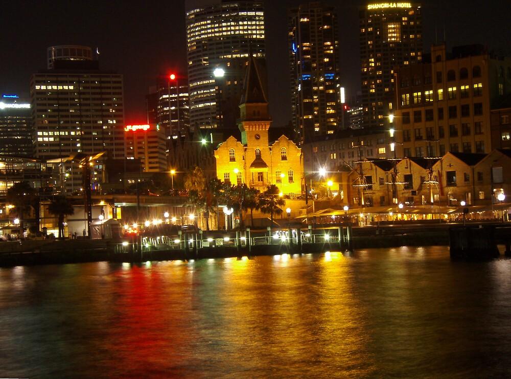 The Rocks, Sydney by stinkymel