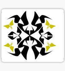 Moths Sticker