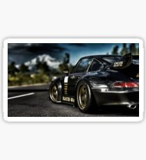Porsche forza sceptre co Sticker