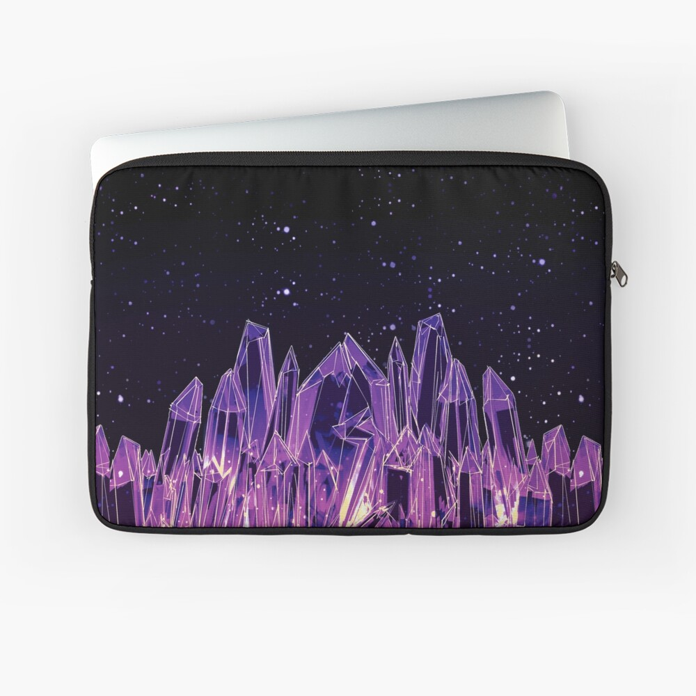 Dark Crystal Laptop Sleeve