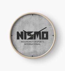 Nismo Clock  Clock