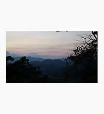 Guatemala Cloud Forest Photographic Print