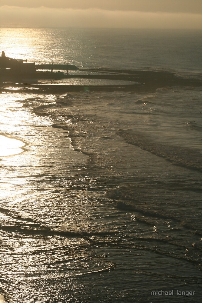 sunrise by michael  langer