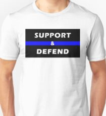 Support & Defend T-Shirt