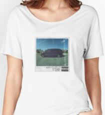 Kendrick Lamar - Good Kid, M.A.A.D City Women's Relaxed Fit T-Shirt
