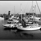 Ramsgate Harbour by Melissa Contreras