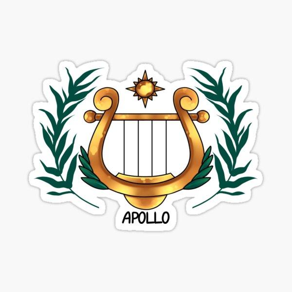 Apollo Inspired Cabin Symbol Sticker